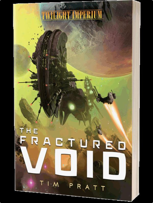 Twilight Imperium: The Fractured Void cover