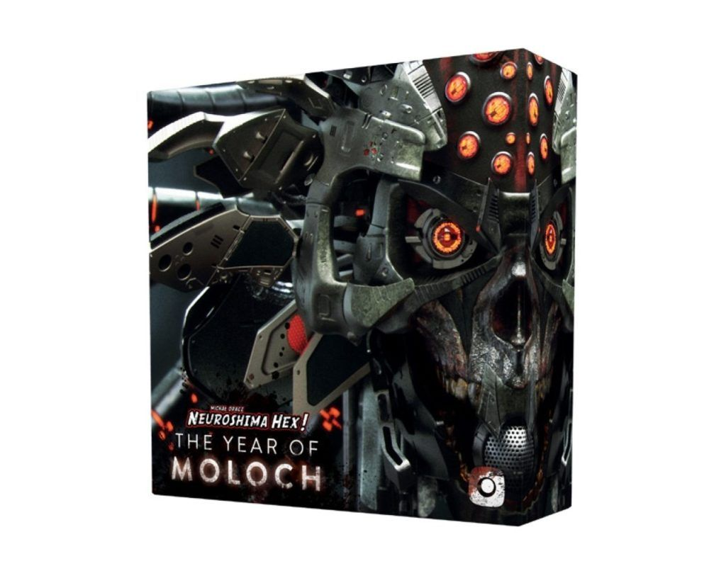 Year of the Moloch cover
