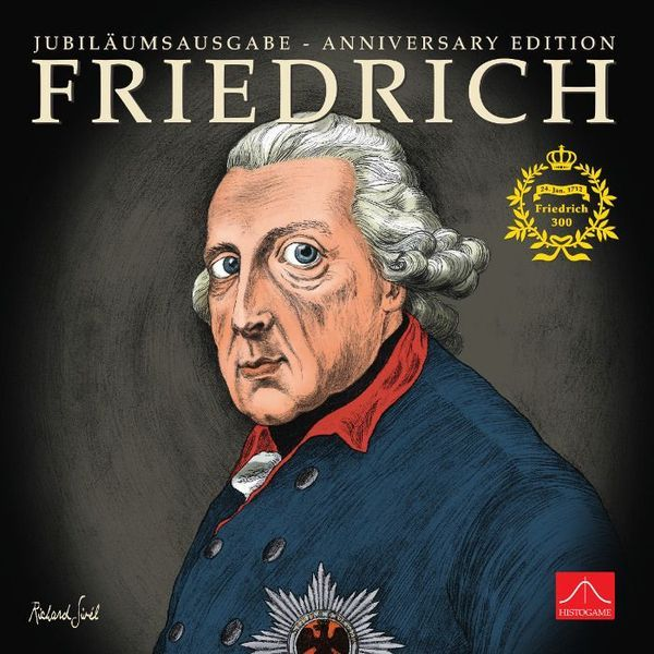 Friedrich Board Game (Anniversary Edition) cover