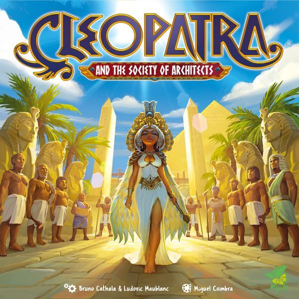 Cleopatra and the Society of Architects Deluxe Edition cover