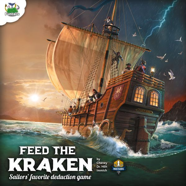 Feed the Kraken cover