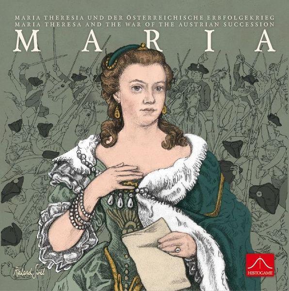 Maria Board Game cover