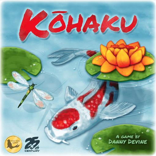 Kohaku Board Game Cover