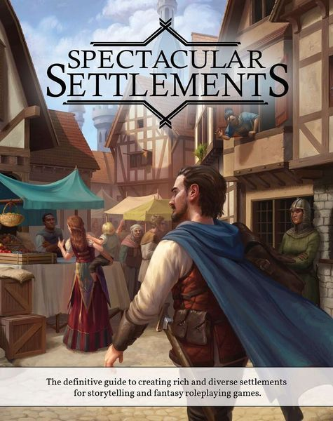 Spectacular Settlements cover
