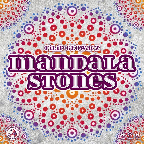 Mandala Stones Board Game cover