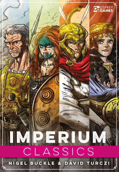 Imperium Classics Board Game cover