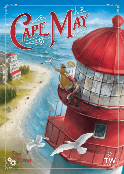 Cape May Board Game cover