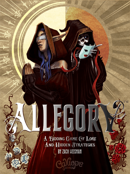 Allegory Card Game cover