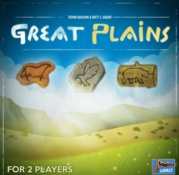 Great Plains Board Game cover