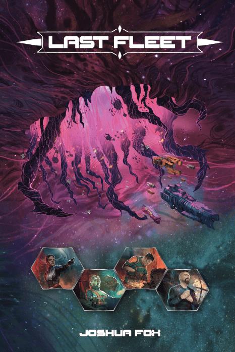 Last Fleet RPG cover