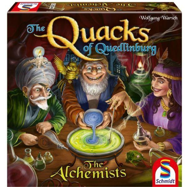 Quacks of Quedlinburg The Alchemists cover