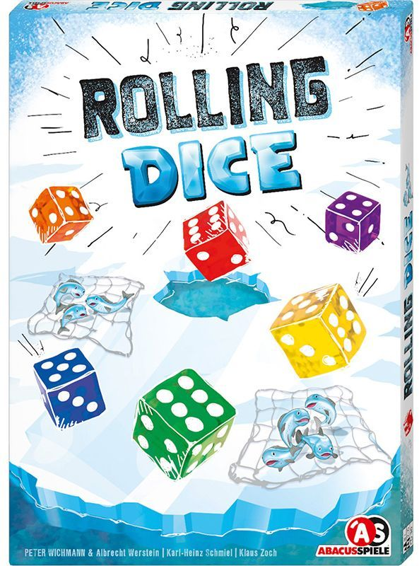 rolling dice abacusspiele cover