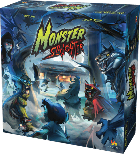 Monster Slaughter board game cover