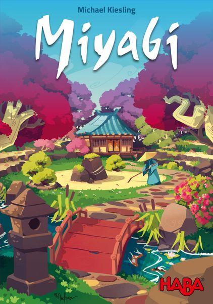 Miyabi Board Game cover