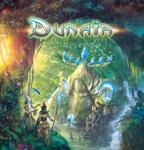 Dunaia Board Game Box