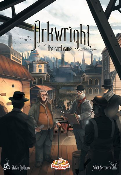 Arkwright the Card Game cover