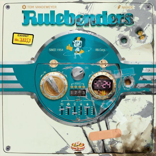 Rulebenders cover