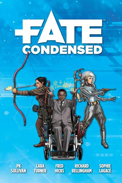 Fate Condensed cover