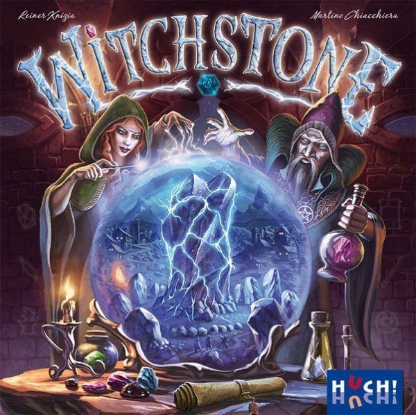 Witchstone Board Game cover