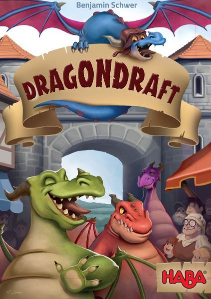 Dragondraft (Haba) cover