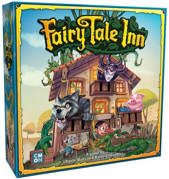 Fairy Tale Inn cover