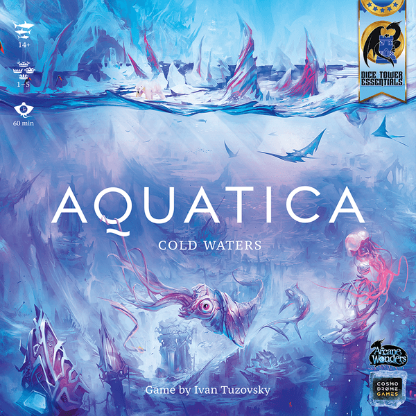 Aquatica Cold Waters cover