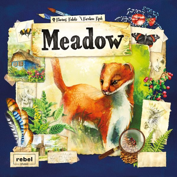 Meadow board game cover