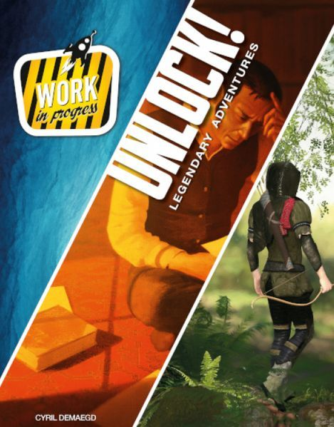 Unlock Legendary Adventures cover