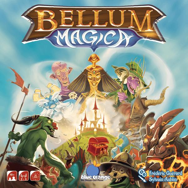 Bellum Magica cover
