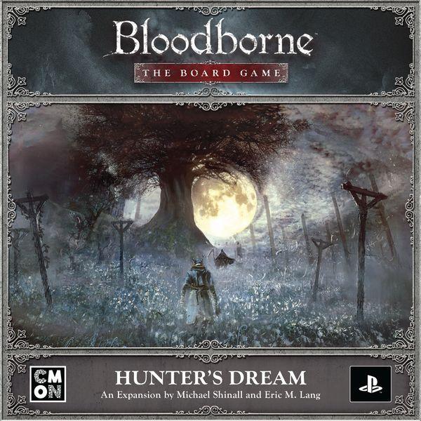 Bloodborne The Board Game The Hunter's Dream cover