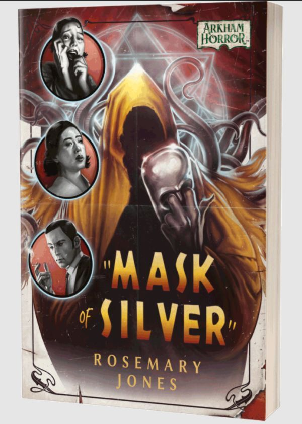 Arkham Horror Mask of Silver cover