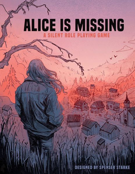 Alice is Missing cover