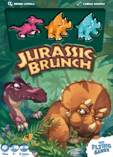 Jurassic Brunch cover