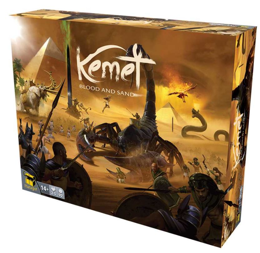 Kemet Blood and Sand cover artwork