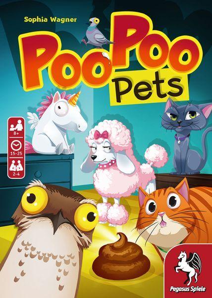 Poo Poo Pets cover