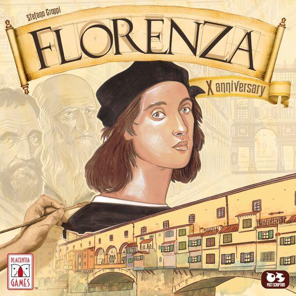 Florenza X Anniversary Edition cover
