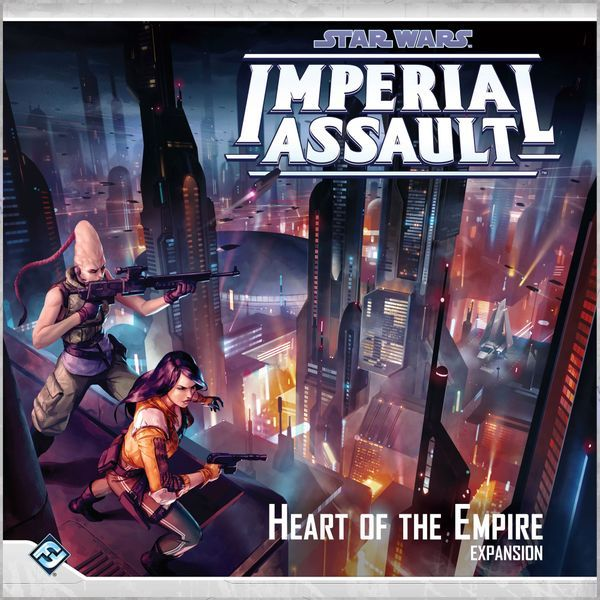 Star Wars: Imperial Assault – Heart of the Empire cover