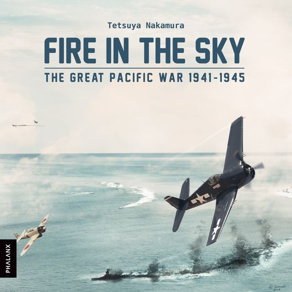 Fire in the Sky Cover