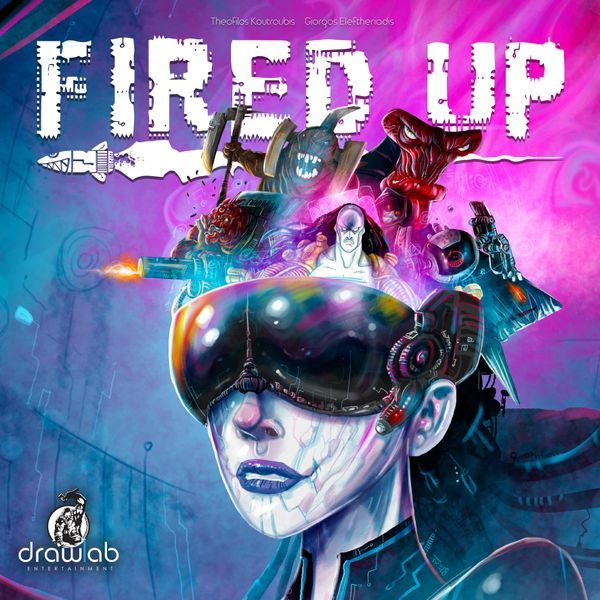 Fired Up Board Game cover
