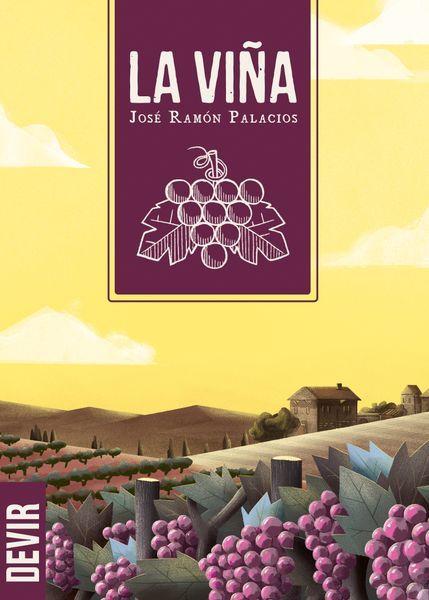 La Vina board game cover