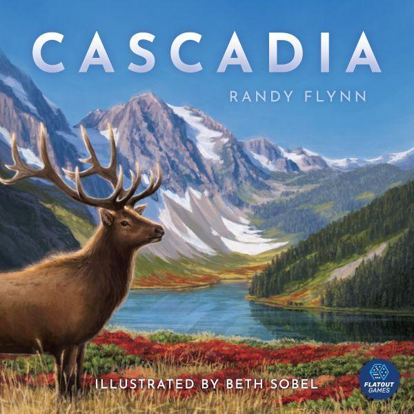 Cascadia Board Game cover