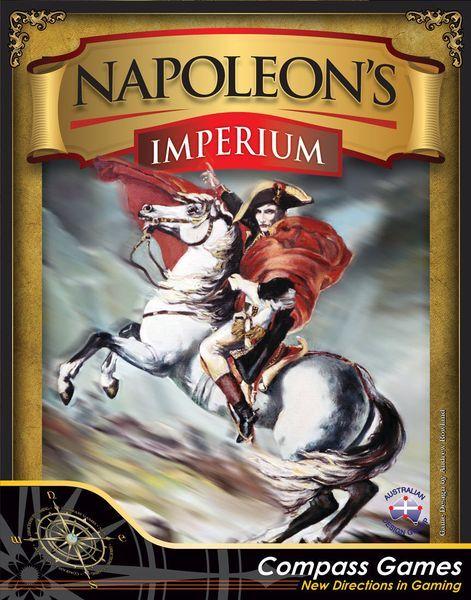 Napoleon's Imperium cover