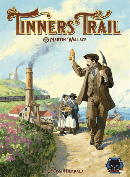 Tinners' Trail cover