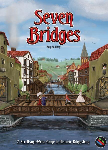 Seven Bridges Game cover