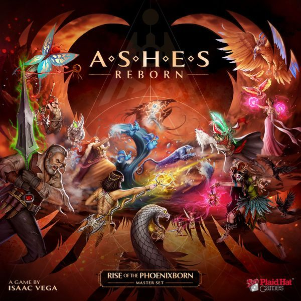 Ashes Reborn Rise of the Phoenixborn cover