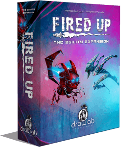 Fired Up The Agility Expansion cover