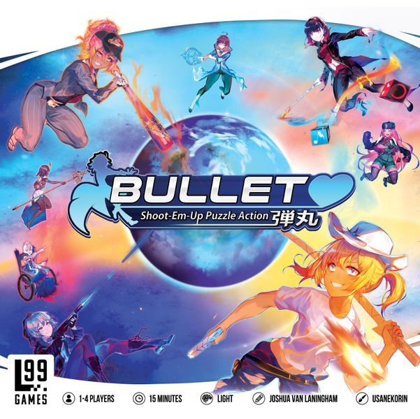 Bullet Board Game cover