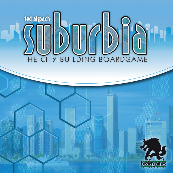 Suburbia 2nd Edition Cover
