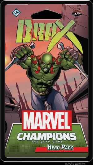 Drax Hero Pack cover