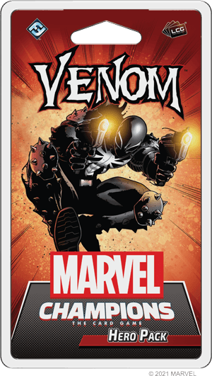 Venom Hero Pack cover